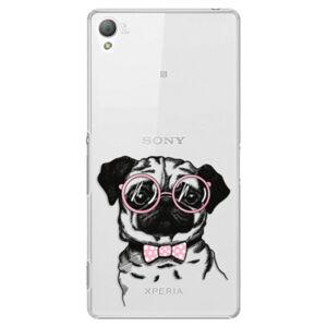 Plastové puzdro iSaprio - The Pug - Sony Xperia Z3