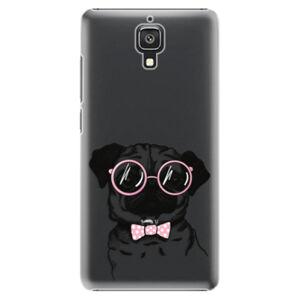 Plastové puzdro iSaprio - The Pug - Xiaomi Mi4