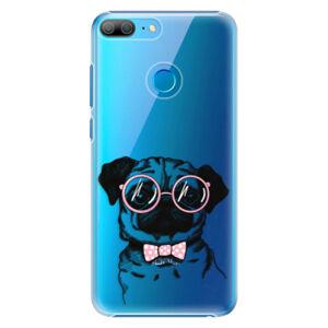 Plastové puzdro iSaprio - The Pug - Huawei Honor 9 Lite