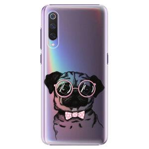 Plastové puzdro iSaprio - The Pug - Xiaomi Mi 9