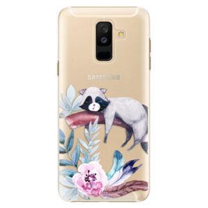 Plastové puzdro iSaprio - Lazy Day - Samsung Galaxy A6+