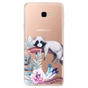 Odolné silikónové puzdro iSaprio - Lazy Day - Samsung Galaxy J4+