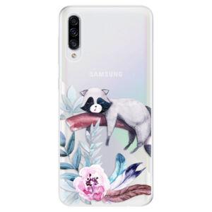 Odolné silikónové puzdro iSaprio - Lazy Day - Samsung Galaxy A30s