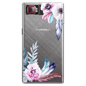 Plastové puzdro iSaprio - Flower Pattern 04 - Lenovo Z2 Pro