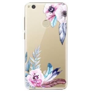 Plastové puzdro iSaprio - Flower Pattern 04 - Huawei P9 Lite 2017