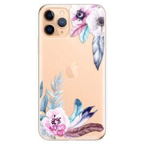 Odolné silikónové puzdro iSaprio - Flower Pattern 04 - iPhone 11 Pro
