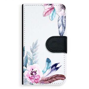 Univerzálne flipové puzdro iSaprio - Flower Pattern 04 - Flip L