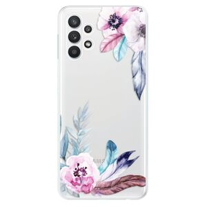 Odolné silikónové puzdro iSaprio - Flower Pattern 04 - Samsung Galaxy A32