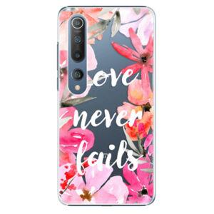 Plastové puzdro iSaprio - Love Never Fails - Xiaomi Mi 10 / Mi 10 Pro