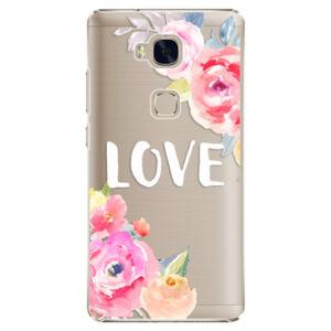 Plastové puzdro iSaprio - Love - Huawei Honor 5X