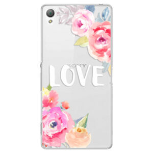 Plastové puzdro iSaprio - Love - Sony Xperia Z3
