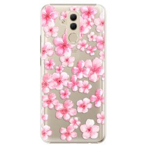 Plastové puzdro iSaprio - Flower Pattern 05 - Huawei Mate 20 Lite