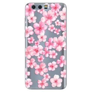 Silikónové puzdro iSaprio - Flower Pattern 05 - Huawei Honor 9