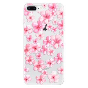 Odolné silikónové puzdro iSaprio - Flower Pattern 05 - iPhone 8 Plus