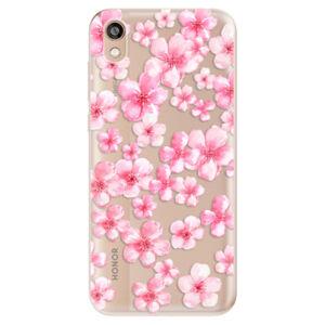 Odolné silikónové puzdro iSaprio - Flower Pattern 05 - Huawei Honor 8S
