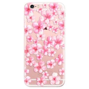 Odolné silikónové puzdro iSaprio - Flower Pattern 05 - iPhone 6 Plus/6S Plus
