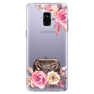 Plastové puzdro iSaprio - Handbag 01 - Samsung Galaxy A8+
