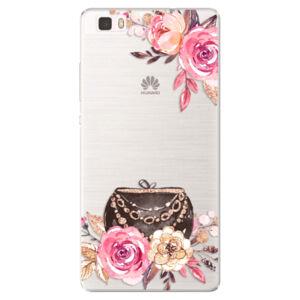 Silikónové puzdro iSaprio - Handbag 01 - Huawei Ascend P8 Lite