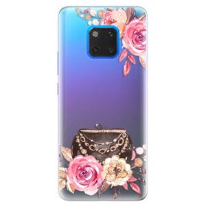 Silikónové puzdro iSaprio - Handbag 01 - Huawei Mate 20 Pro