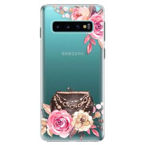 Plastové puzdro iSaprio - Handbag 01 - Samsung Galaxy S10