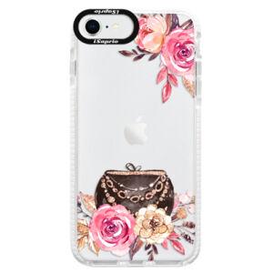 Silikónové puzdro Bumper iSaprio - Handbag 01 - iPhone SE 2020