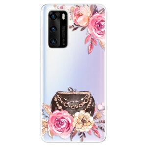 Odolné silikónové puzdro iSaprio - Handbag 01 - Huawei P40