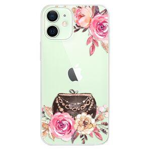 Odolné silikónové puzdro iSaprio - Handbag 01 - iPhone 12 mini