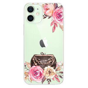 Odolné silikónové puzdro iSaprio - Handbag 01 - iPhone 12