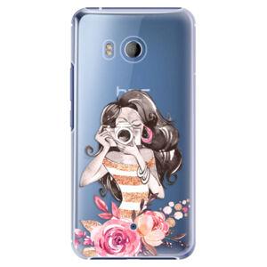 Plastové puzdro iSaprio - Charming - HTC U11