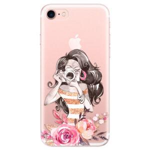 Odolné silikónové puzdro iSaprio - Charming - iPhone 7