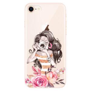 Odolné silikónové puzdro iSaprio - Charming - iPhone 8