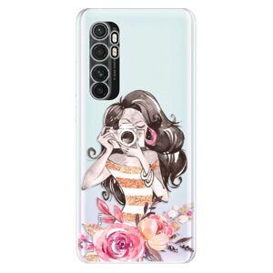 Odolné silikónové puzdro iSaprio - Charming - Xiaomi Mi Note 10 Lite