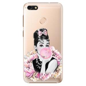 Plastové puzdro iSaprio - Pink Bubble - Huawei P9 Lite Mini