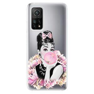 Odolné silikónové puzdro iSaprio - Pink Bubble - Xiaomi Mi 10T / Mi 10T Pro