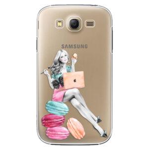 Plastové puzdro iSaprio - Girl Boss - Samsung Galaxy Grand Neo Plus