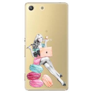 Plastové puzdro iSaprio - Girl Boss - Sony Xperia M5