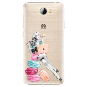Plastové puzdro iSaprio - Girl Boss - Huawei Y5 II / Y6 II Compact