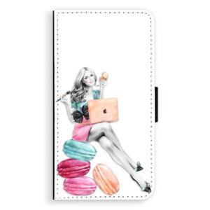 Flipové puzdro iSaprio - Girl Boss - Huawei P10 Plus