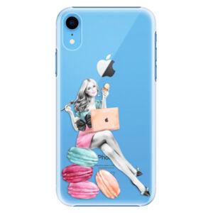 Plastové puzdro iSaprio - Girl Boss - iPhone XR