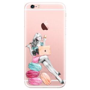 Odolné silikónové puzdro iSaprio - Girl Boss - iPhone 6 Plus/6S Plus