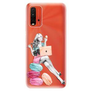 Odolné silikónové puzdro iSaprio - Girl Boss - Xiaomi Redmi 9T