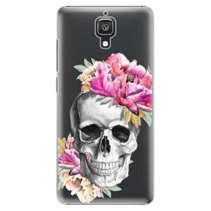 Plastové puzdro iSaprio - Pretty Skull - Xiaomi Mi4