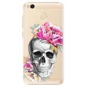Plastové puzdro iSaprio - Pretty Skull - Xiaomi Redmi 4X