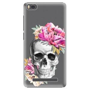 Plastové puzdro iSaprio - Pretty Skull - Xiaomi Mi4C