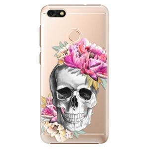 Plastové puzdro iSaprio - Pretty Skull - Huawei P9 Lite Mini