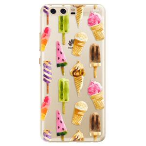 Plastové puzdro iSaprio - Ice Cream - Huawei P10