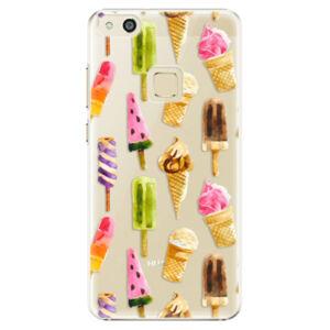 Plastové puzdro iSaprio - Ice Cream - Huawei P10 Lite