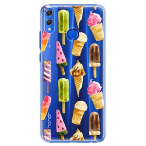 Plastové puzdro iSaprio - Ice Cream - Huawei Honor 8X
