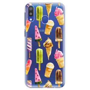 Plastové puzdro iSaprio - Ice Cream - Samsung Galaxy M20