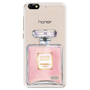 Plastové puzdro iSaprio - Chanel Rose - Huawei Honor 4C